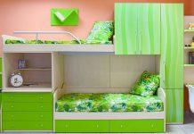 Детская мебель для комнаты двоих детей