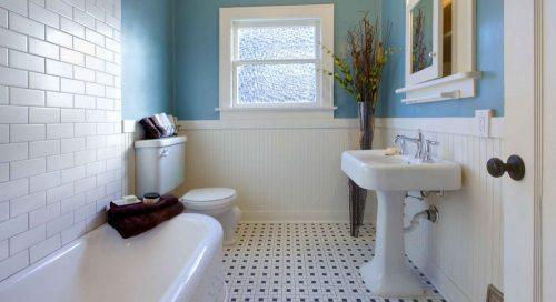 Обустройство и дизайн маленькой ванной комнаты