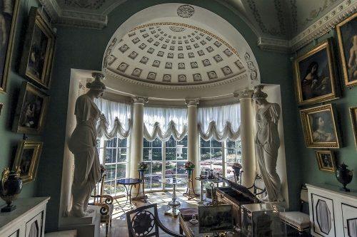 «фонарик» в Павловском дворце