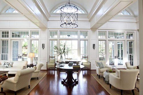 Основные правила дизайна интерьера гостиной